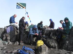 Photos Of Climb Of Mt Meru Tanzania